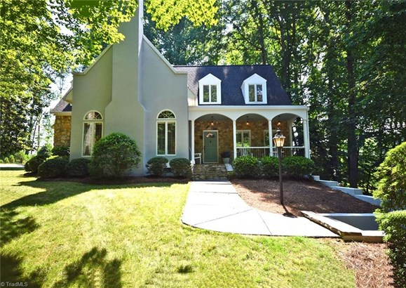 Stick/Site Built, French Provincial - Clemmons, NC (photo 1)