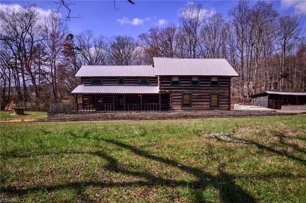 Log, Stick/Site Built - Tobaccoville, NC (photo 1)