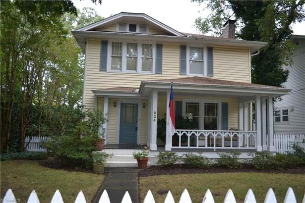 Traditional, Stick/Site Built - Winston Salem, NC (photo 1)