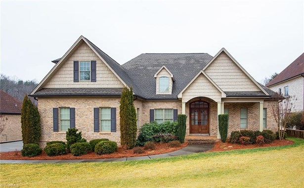 Transitional, Stick/Site Built - Lewisville, NC (photo 1)