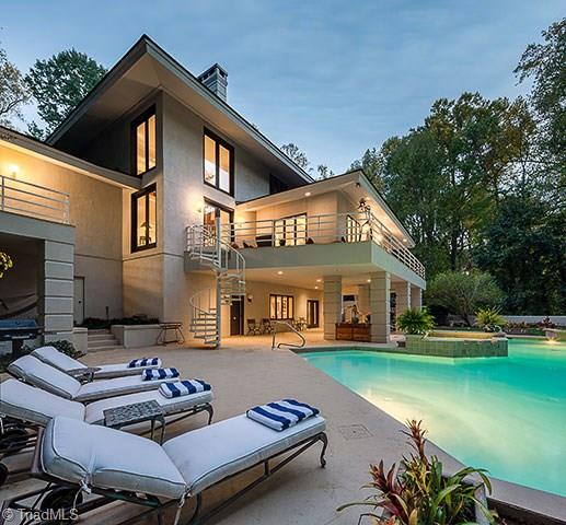 Contemporary, Stick/Site Built - Winston Salem, NC (photo 2)