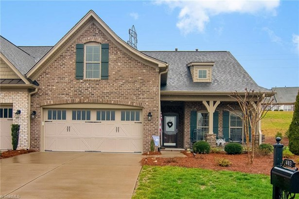 Townhouse, Traditional - Clemmons, NC