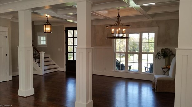 Transitional, Stick/Site Built - Lewisville, NC (photo 5)