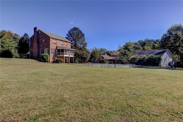 Colonial, Stick/Site Built - Lewisville, NC (photo 2)