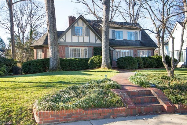 Tudor, Stick/Site Built - Winston Salem, NC (photo 1)