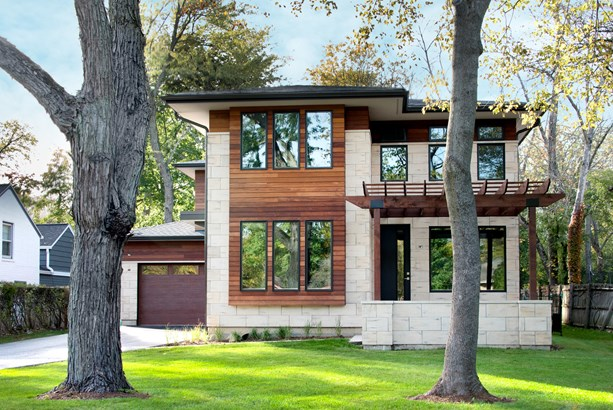 2 Stories, Contemporary - GLENCOE, IL (photo 1)