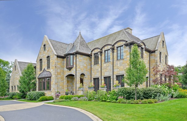 3 Stories, Traditional - WINNETKA, IL (photo 1)