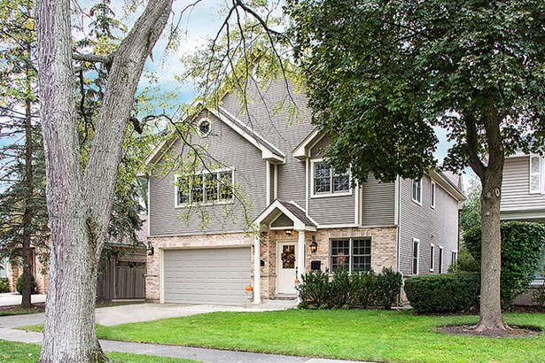 2 Stories, Traditional - GLENVIEW, IL (photo 1)