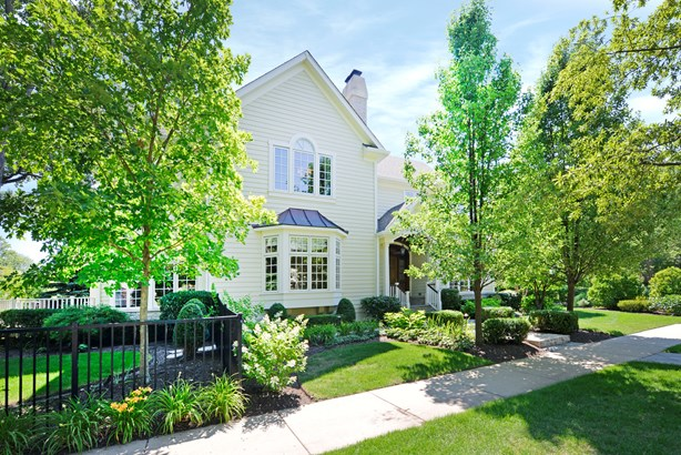 3 Stories, Traditional - WILMETTE, IL (photo 1)