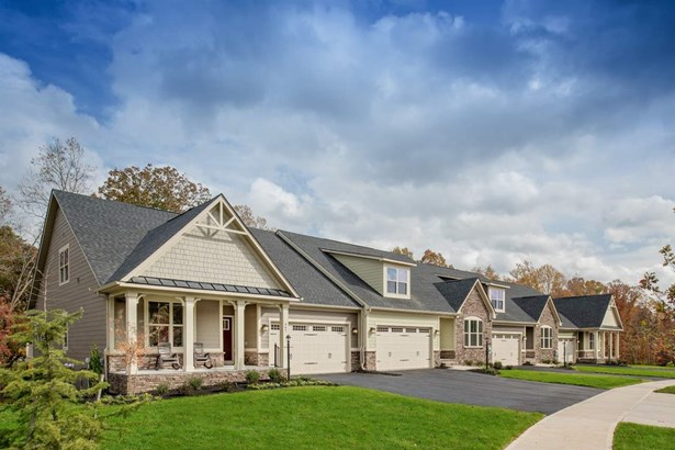Ranch, Proposed Attached - KESWICK, VA