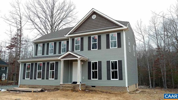 Proposed Detached, Colonial - TROY, VA (photo 2)