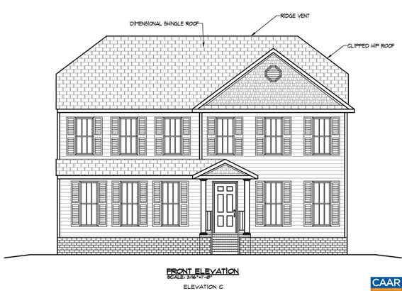 Proposed Detached, Colonial - TROY, VA (photo 4)