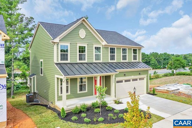 Proposed Detached, Craftsman - CHARLOTTESVILLE, VA (photo 1)