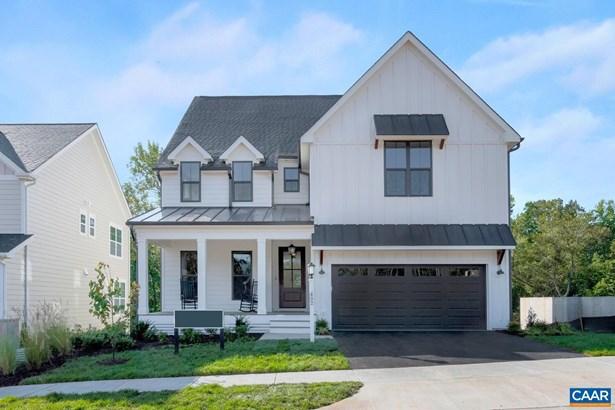 Farm House, Proposed Detached - CROZET, VA