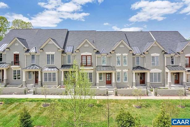 Attached, Colonial - CHARLOTTESVILLE, VA (photo 1)