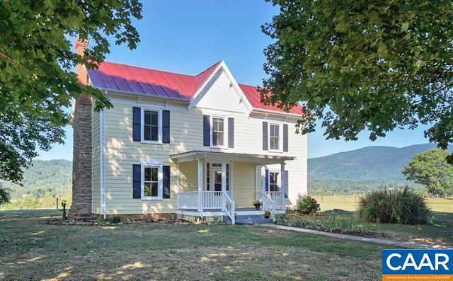 Farm House, Detached - STANARDSVILLE, VA (photo 1)
