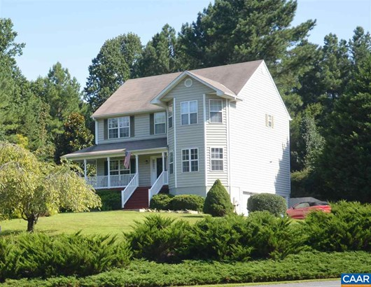 Colonial, Detached - BARBOURSVILLE, VA