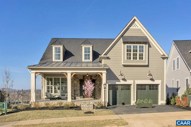 Proposed Detached, Colonial - CHARLOTTESVILLE, VA (photo 1)