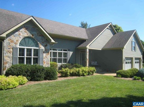 Contemporary,Ranch, Detached - NELLYSFORD, VA (photo 1)