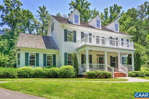 Colonial, Detached - CHARLOTTESVILLE, VA (photo 1)