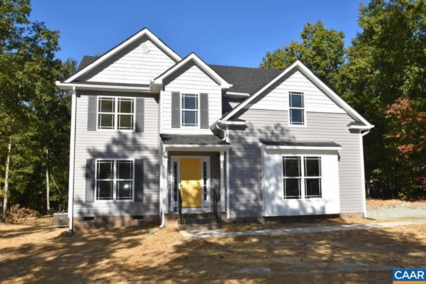 Proposed Detached, Colonial - TROY, VA (photo 1)