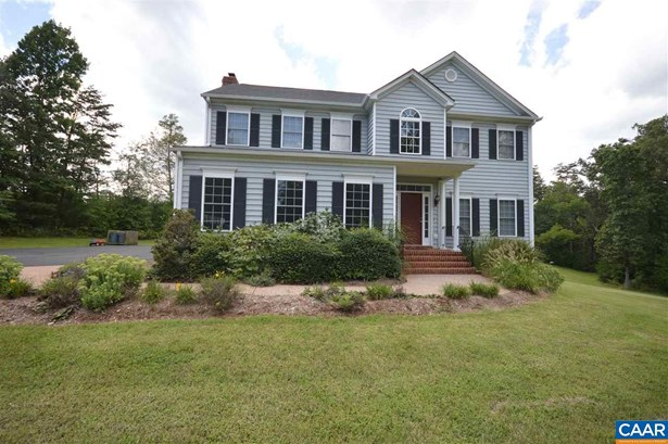 Colonial, Detached - BARBOURSVILLE, VA (photo 1)