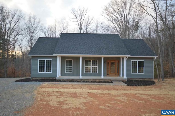 Arts & Crafts,Ranch, Detached - STANARDSVILLE, VA (photo 1)