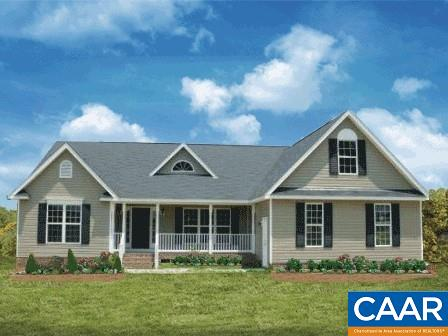 Proposed Detached, Arts & Crafts,Ranch - TROY, VA (photo 1)