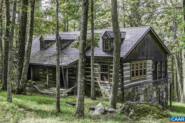 Cabin, Detached - WINTERGREEN RESORT, VA (photo 1)