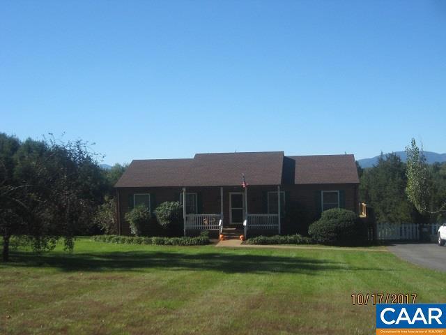 Ranch, Detached - RUCKERSVILLE, VA (photo 1)