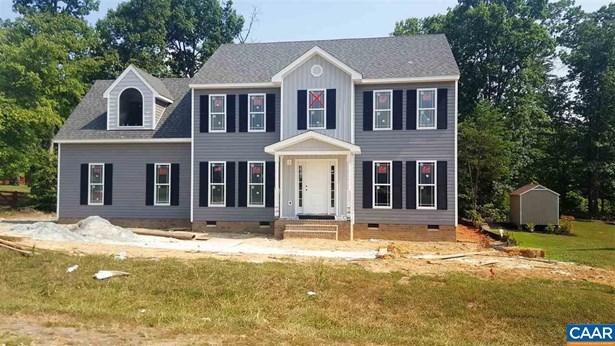 Colonial, Detached - TROY, VA