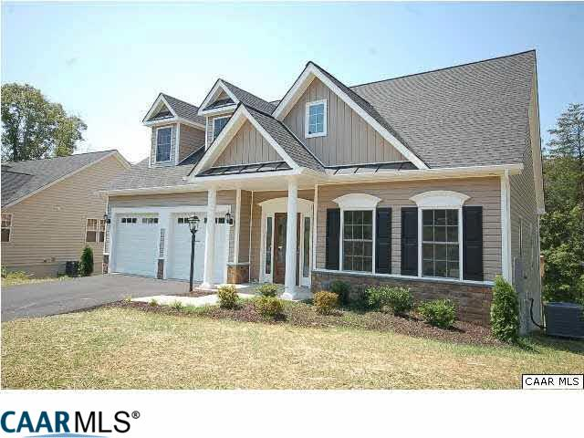 Proposed Detached, Arts & Crafts - BARBOURSVILLE, VA (photo 1)