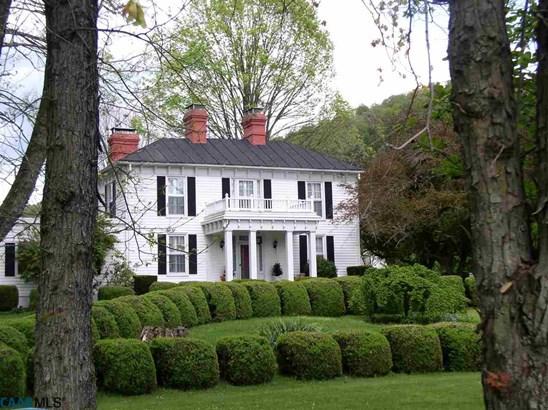 Farm House,Stick, Detached - ROCKBRIDGE BATHS, VA (photo 1)