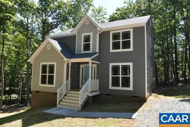 Proposed Detached, Colonial - LOUISA, VA (photo 2)