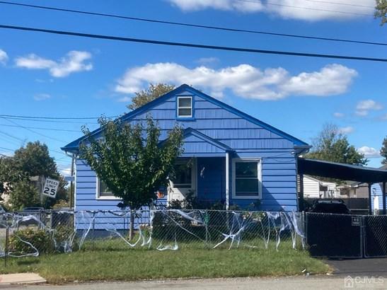 Single Family Residence, Cape Cod, Ranch - Hopelawn, NJ
