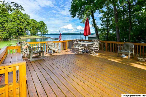 1 of multiple decks to entertain or to just enjoy the tranquility and beauty.