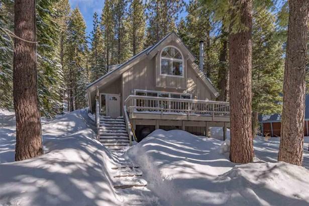 Mountain, Single Family - Tahoe City, CA