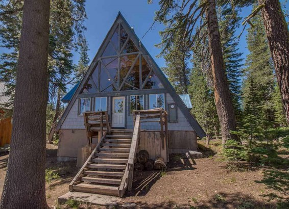 Single Family, A-Frame - Soda Springs, CA
