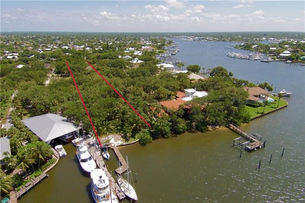 Boat Dock,Single Family, Single Family Detached - Stuart, FL (photo 1)