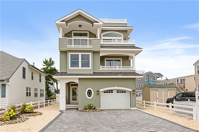 3+ Story,Contemporary,Reversed Living, Single Family - Long Beach Twp, NJ