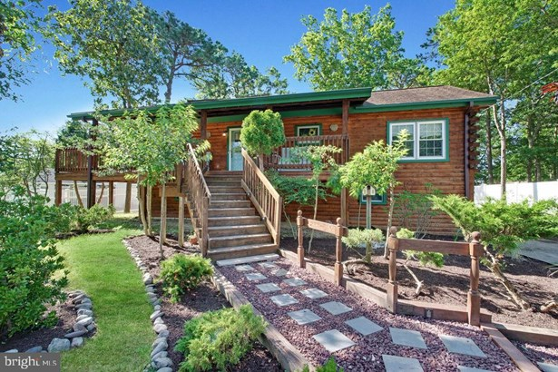 Log Home,Raised Ranch/Rambler, Detached - MANAHAWKIN, NJ