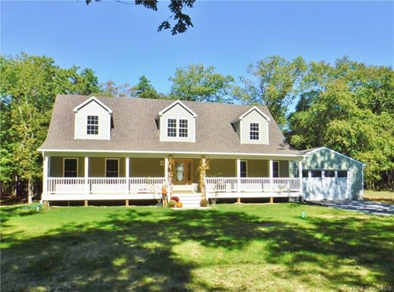 Cape Cod, Single Family - Tuckerton, NJ (photo 1)