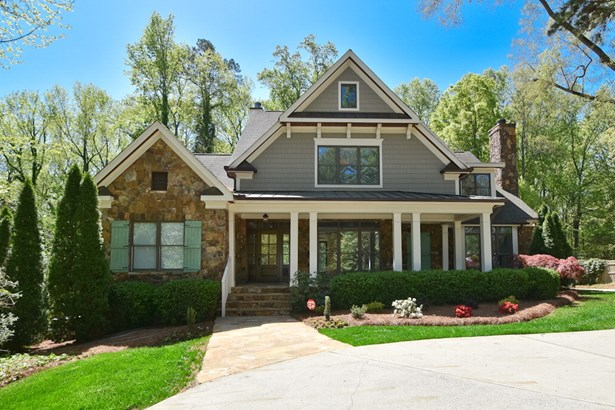 234 Hunter Lane, Charlotte, NC - USA (photo 1)