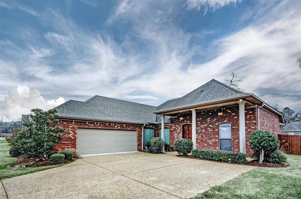 Contemporary,French Acadian, Detached - Richland, MS (photo 1)