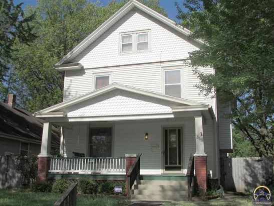 Single House - Topeka, KS (photo 1)