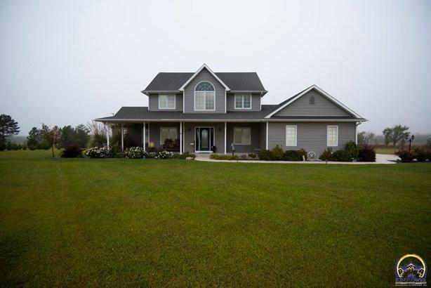 Single House - Overbrook, KS (photo 1)