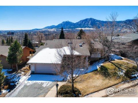 Residential-Detached, 1 Story/Ranch,Bi-Level - Boulder, CO (photo 1)
