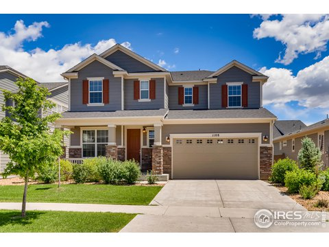 Residential-Detached, 2 Story - Longmont, CO