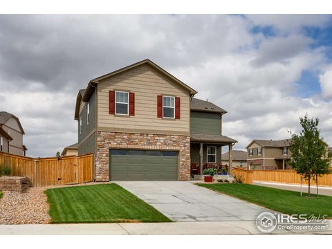 Residential-Detached, 2 Story - Thornton, CO