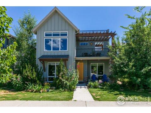 Residential-Detached, Four-Level - Boulder, CO